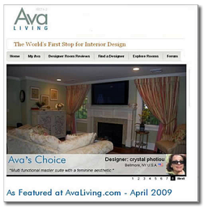 Ava Living Choice Award